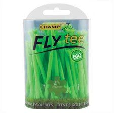 CP925 - Lime Champ Fly Tees 2 3/4