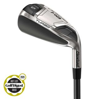 $128.57 - Cleveland WOMEN'S LAUNCHER HB TURBO IRONS
