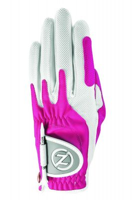 ZF Ladies Right Hand Compression Fit Performance Glove  Pink