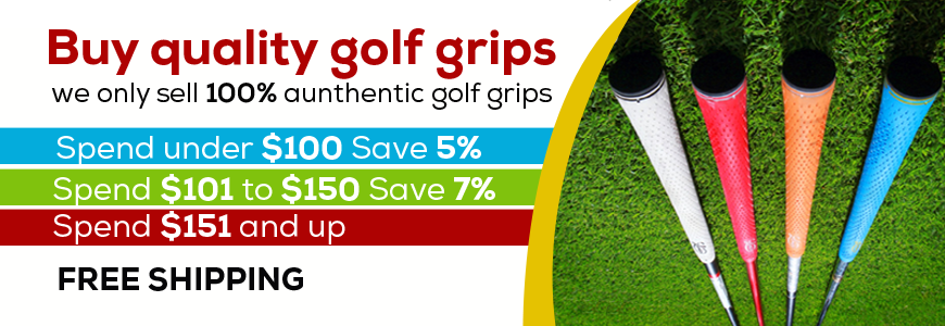 Pure Golf Grips